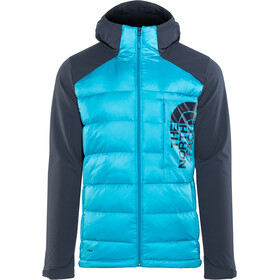 The North Face Peak Frontier Veste Homme, hyper blue/urban navy